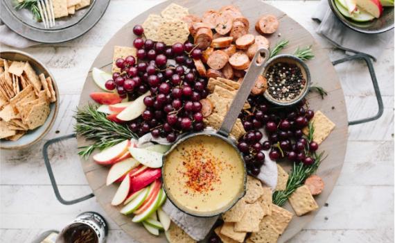 Heerlijk en gezond eten